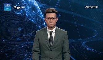 Çin'den Dünyanın İlk İngilizce Konuşan Yapay Zeka Sunucusu