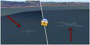 Resmen İnternet Çağında Yaşıyoruz: Google Earth Üzerinden İskoçya Açıklarında Batmış Bir Uçak Bulan Adam!