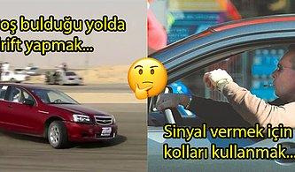 Tahammülsüzüz! Türkiye'deki Şoförlerin Neredeyse Trafik Canavarı Nobel'ini Alacağı 15 Hatası