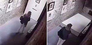 Selfie Uğruna Dali ve Goya Tablolarını Perişan Eden Kadınlar