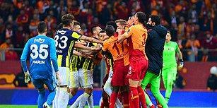 Fatih Terim'e 7 Maç Men: Olaylı Derbinin Ardından PFDK Ceza Yağdırdı