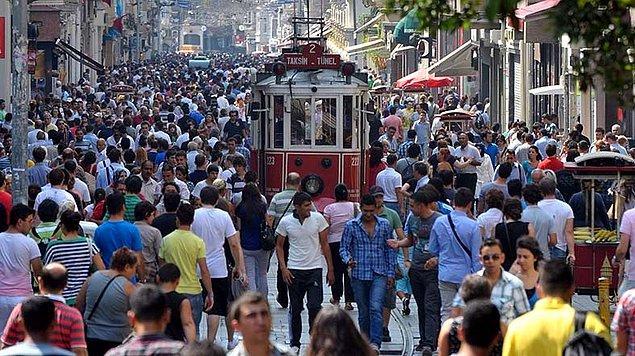 Türkiye'nin oranı OECD ortalamasının 2 katı