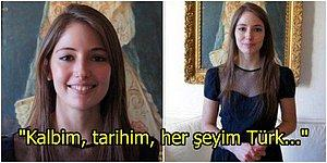 Asalet Böyle Bir Şey! Hürrem Sultan'ın Bakmaya Doyamayacağınız Güzellikteki Torunu Lara Adra Osmanoğlu