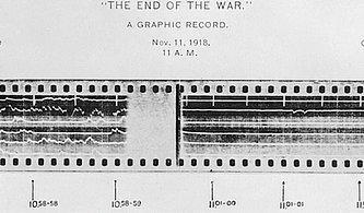 1. Dünya Savaşı'nın Son Anlarında Kaydedilen Efsane Ses Kaydı