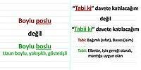 Aklınızın Bir Köşesine Yazmalık Birbirinden Değerli 20 Dil Bilgisi Kuralı