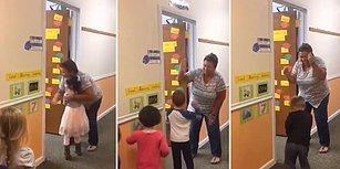 Her Öğrencisini Onların Seçtikleri Şekillere Göre Farklı Farklı Selamlayan Muhteşem Öğretmen