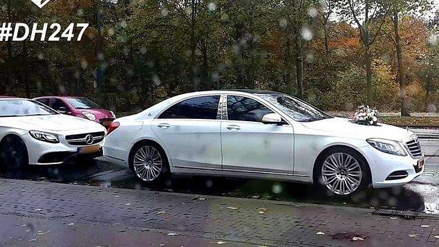 Polis konvoydaki bütün araçlara binlerce euro ceza yazdı.