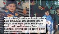 Yaramazlıkları Yüzünden Çocukken Anasının Babasının Burnundan Getiren Genç Adamın Kahkaha Attıran İtirafları