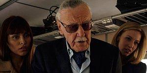 Sayısız Süper Kahramana Hayat Veren Stan Lee'nin 1989'dan Günümüze Filmlerde Ortaya Çıktığı Anlar