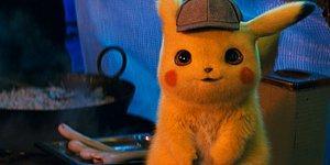 Pokemon Serisinin Yeni Filmi 'Dedektif Pikachu'dan Yeni Görüntüler Geldi