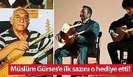 """Müslüm Filmi ile Merak Edilen Saz Ustası ve Halk Ozanı """"Limoncu Ali"""" Kimdir?"""