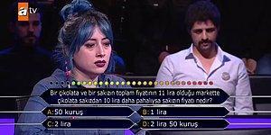 Kim Milyoner Olmak İster'de Sorulan Beyin Yakan Matematik Sorusu