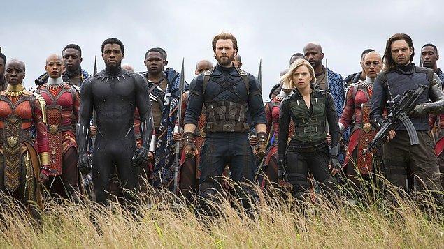 Son olarak imzasını taşıyan ve vizyona girmesi beklenen Avengers serisinin dördüncü filmindeki 'rolünü' tamamlamıştı.