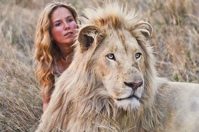 3. Mia and the White Lion