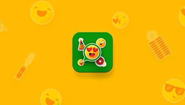 Sticker Studio adlı uygulamada sticker yapabilmek için öncelikle fotoğrafınızı yüklemeniz gerekiyor. Bunu WhatsApp'a tanıtmak için de en az üç adet sticker yapmanız lazım.