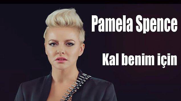 Pamela - Kal Benim İçin Şarkı Sözleri