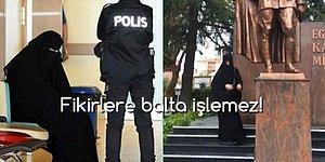 İpini Koparan Saldırıyor! Son Dönemde Atatürk'e Karşı Çirkin Eylemlerde Bulunan 17 Provokatör