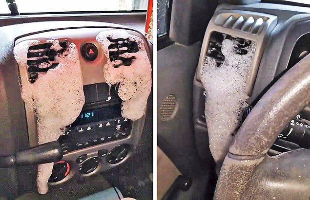 """4. """"İlk araç yıkatma deneyimim pek iyi gitmedi."""""""
