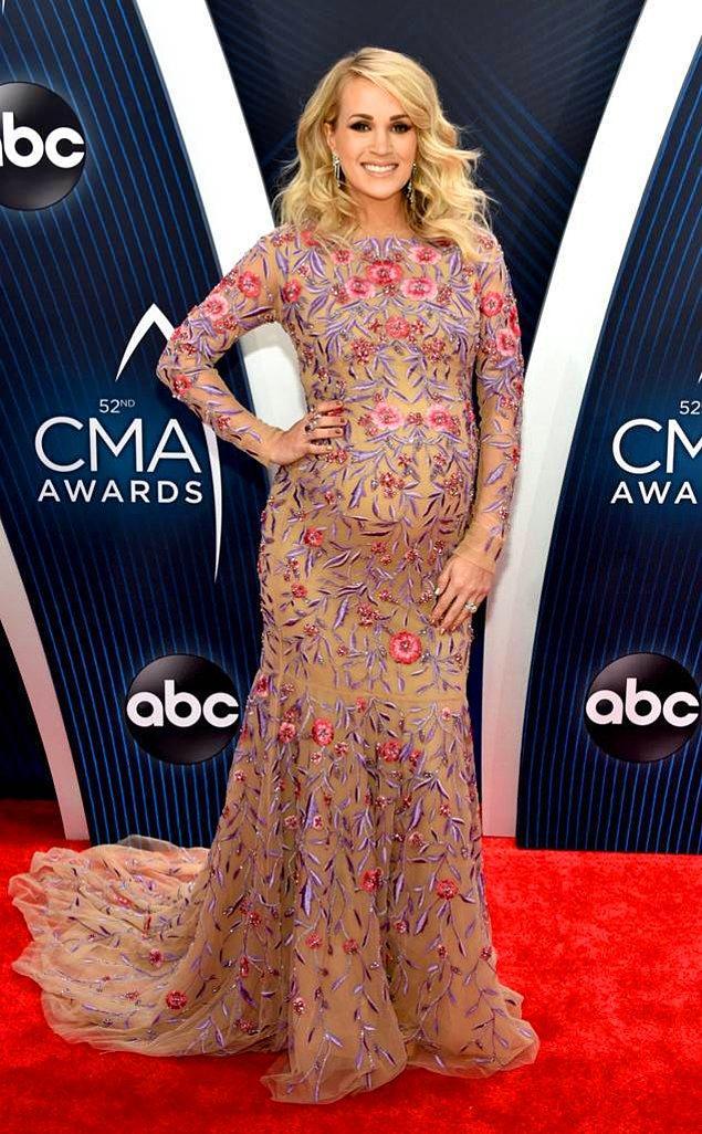 2. Carrie Underwood