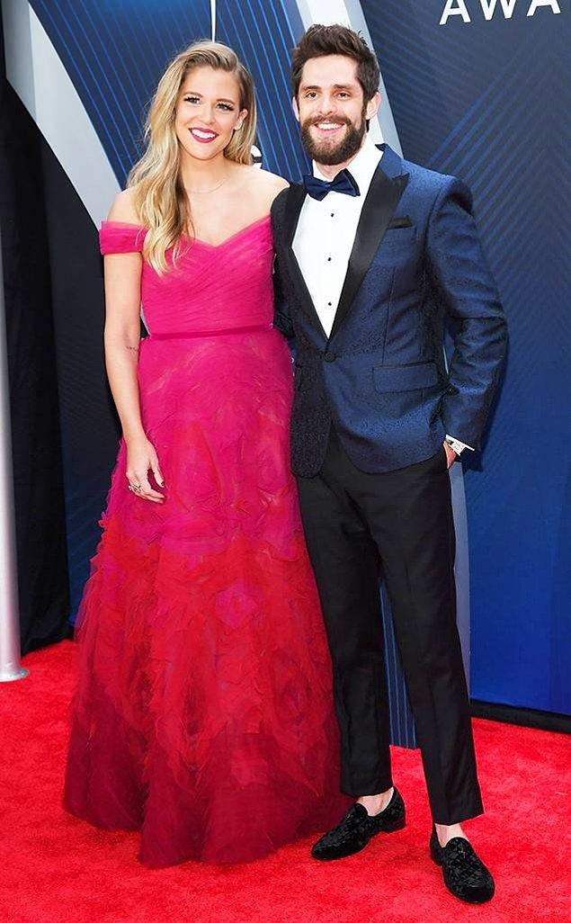 9. Thomas Rhett & Lauren Akins