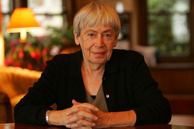 4. Ursula K. Le Guin
