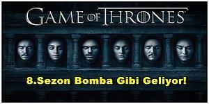 Geliyor Gönlümüzün Efendisi: Game of Thrones'un Yönetmeni Yeni Sezona Dair İpuçları Verdi!