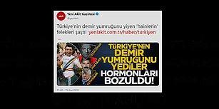 Akit'ten Skandal Paylaşım: Son Dönemde Artan Atatürk'e Yönelik Provokatif Eylemlere Bir Yenisi Eklendi