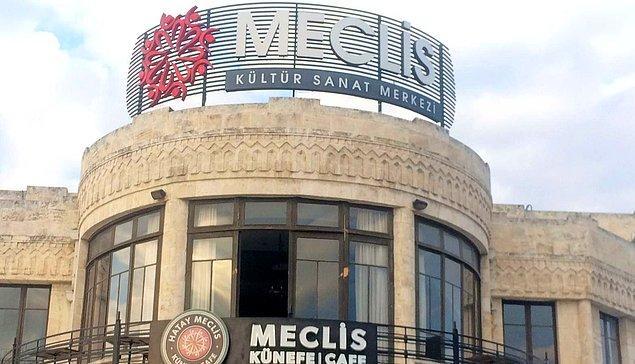 Şirket bu binada restorasyon çalışması yaptı ve bina Meclis Kültür ve Sanat Merkezi oldu.