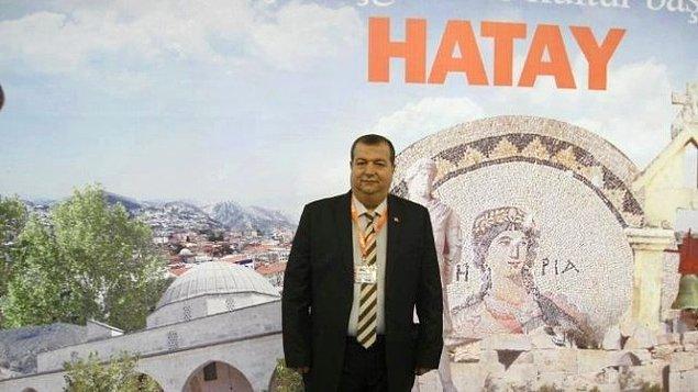 """Hatay Turizm Derneği Başkanı Nacioğlu: """"Tarihi bir binanın bu şekilde kullanılması bizim için çok kötü bir şey"""""""