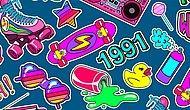 Neon Bileklikler, Patlayan Șekerler, Karıșık Kasetler! Seni En Çılgın 90'lar Partisine Davet Ediyoruz!