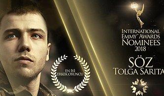 Pazarcılıktan Amerika'ya! Söz Dizisinin Karizmatik Askeri Tolga Sarıtaş Emmy Ödüllerinde Aday Gösterildi