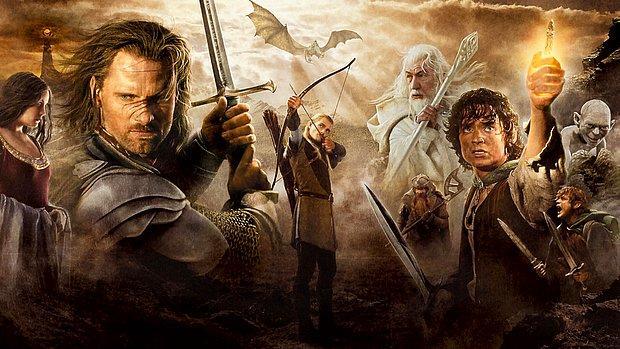 Yüzüklerin Efendisi: Kralın Dönüşü'nü (The Lord Of The Rings: The Return Of The King) - 2003