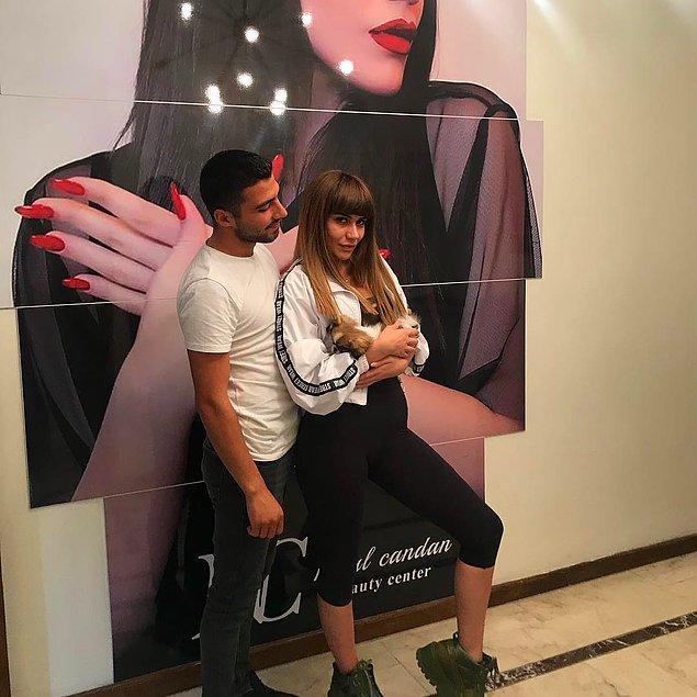 İşte Benim Stilim ile tanınan Nihal Candan, şöhretini güzellik salonu için kullanıyor.
