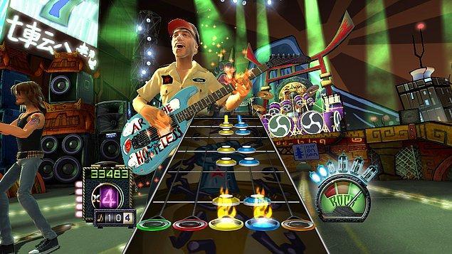 2007 - Guitar Hero III: Legends of Rock