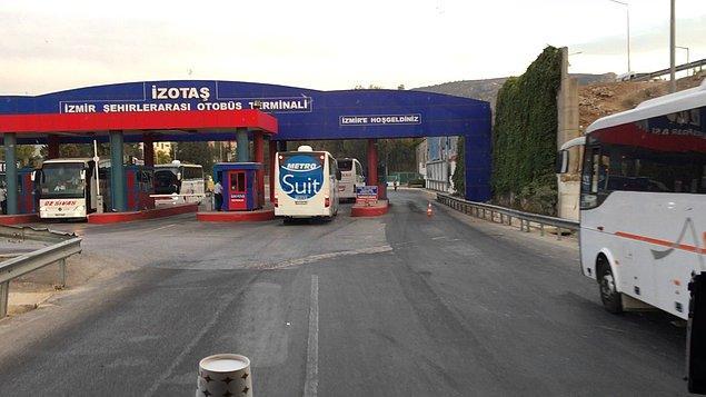 İzmir Gaziemir Ulaştırma ve Personel Okulu ve Eğitim Merkezi Eğitim Alayına Ulaşım İmkanları