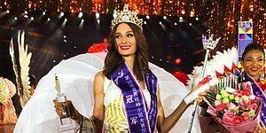 """Gurur Duymaya Geldik! Dünya Mankenler Kraliçesi Yarışması'nda Birinci Olan """"Pınar Tartan"""""""