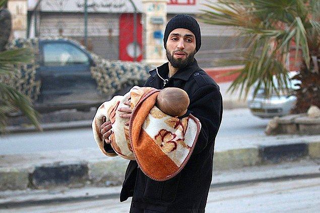 BBC Arabic yapımı olan Goodbye Aleppo, en iyi belgesel dalında ödül aldı.