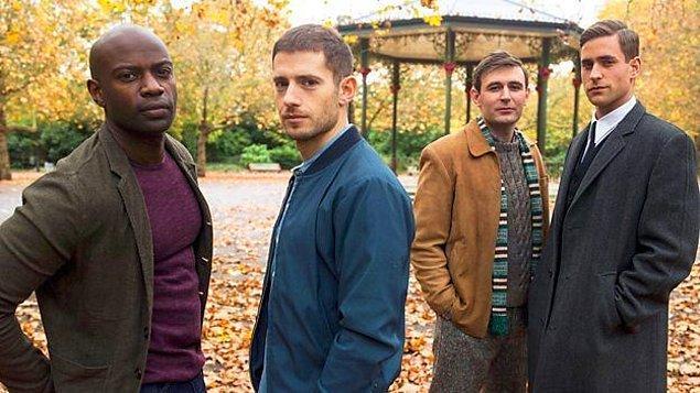 En iyi TV filmi/mini dizi: Man in an Orange Shirt