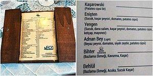 Tasarımı ve İçeriğiyle Yemek Yeme İsteği Varsa da İnsanın İştahını Kapatan Birbirinden Garip 15 Menü