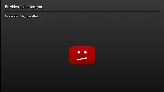 YouTube'un isteği, hak sahiplerinin korunmasının kendisine bırakılması!
