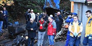 Zonguldak'ta Maden Ocağında Patlama: Üç İşçi Mahsur