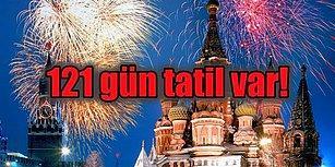 Yine Bol Tatil Var! İşte 2019 Yılındaki Resmi Tatil ve Dini Bayramlar