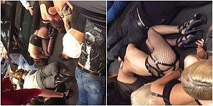Rusya'da BDSM Kulübüne Baskın Yapıldı, Çok Sayıda Kırbaç ve Seks Oyuncağı Ele Geçirildi: 'Canlarını Acıtabilirsin'