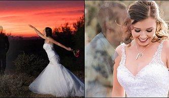 Mendillerinizi Hazırlayın! Nişanlısını Motosiklet Kazasında Kaybeden Gelinin Yürekleri Burkan Hikâyesi