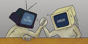 Gençler Televizyon İzlemiyor! Yapılan Araştırmaya Göre İnternet Kullanımı Daha Önde