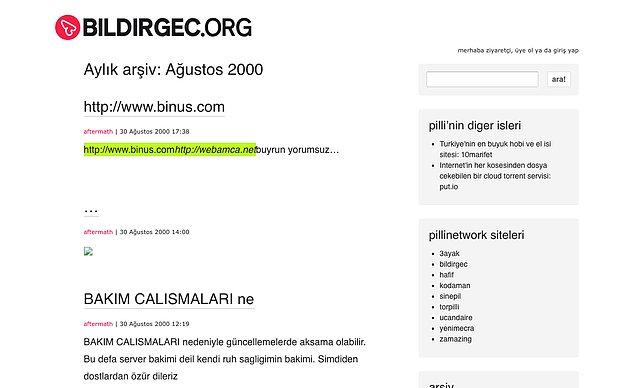 Bildirgec.org
