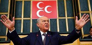 Bahçeli Duyurdu: MHP İstanbul, Ankara ve İzmir'den Aday Göstermeyecek