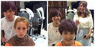 Saçlarını Kestiği İnsanları Bambaşka Bir Hale Dönüştüren Instagram Fenomeni Kuaför: Shou Otsuki