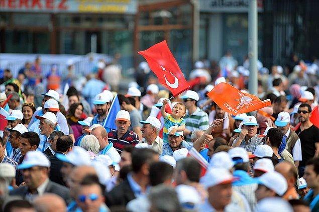 """""""Millete tepeden bakanın AK Parti çatısı altında yeri olamaz"""""""