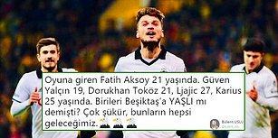 Kartal Deplasmanda Farklı Kazandı! Ankaragücü - Beşiktaş Maçının Ardından Yaşananlar ve Tepkiler